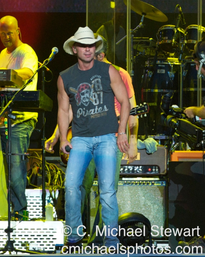 Saturday Headliner Kenny Chesney