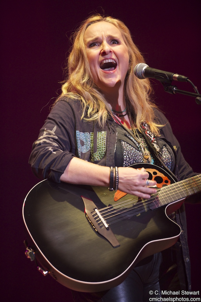 Melissa Etheridge at Horseshoe  Southern IN