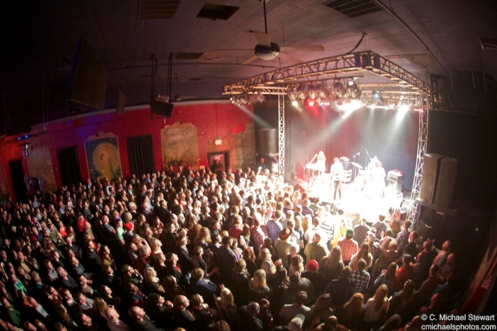 Sold Out Headliners Music Hall with Houndmouth