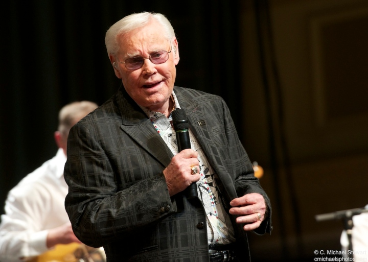 George Jones at Horseshoe Casino
