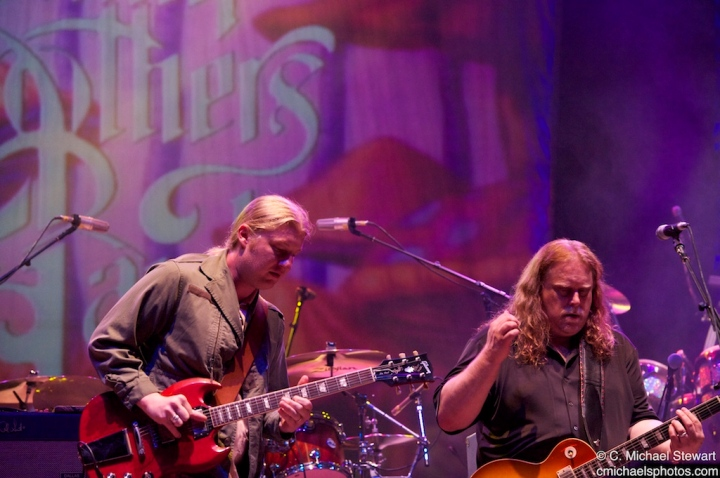 The Allman Brothers at Wanee 2012